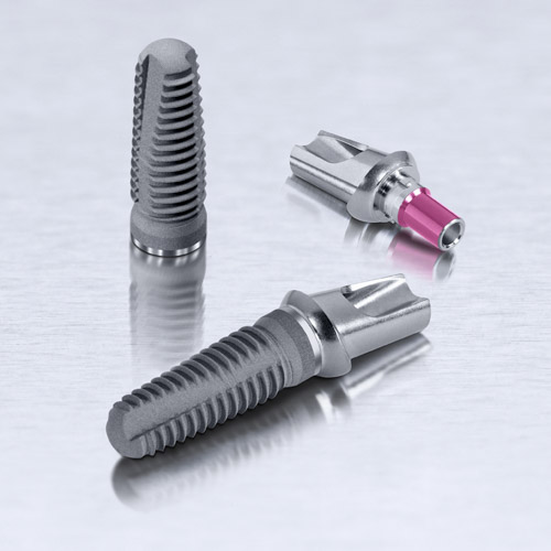 Titan Zahnimplantate - Zahnarztpraxis für Implantologie und Implantate in Neu-isenburg